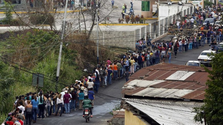 Near total collapse of Venezuela reveals what happens when Big Government controls the prices and supplies of food: STARVATION!