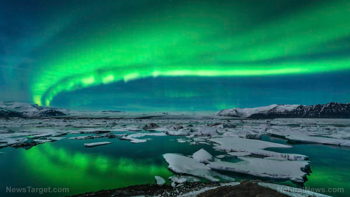 Not an aurora? New research concludes that thin ribbons of